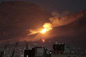 A rập xê út dội bom Yemen sau khi Mỹ kêu gọi ngừng bắn