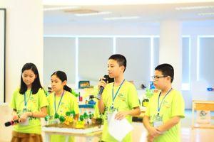 Trường phổ thông Việt Nam được chọn tham gia sân chơi STEM toàn cầu