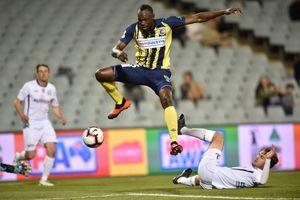Usain Bolt kết thúc thử việc và chia tay CLB Úc Central Coast Mariners