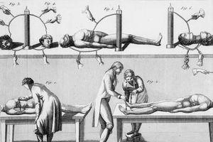 Những thí nghiệm truyền cảm hứng cho quái vật Frankenstein