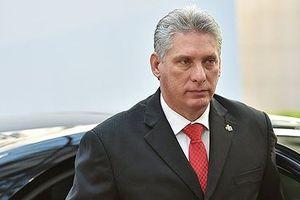 Chủ tịch Cuba thăm Nga