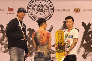 Lâm Việt Tattoo thợ xăm đẳng cấp hàng đầu Việt Nam