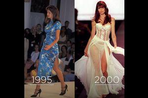 Các thiên thần Victoria's Secret thay đổi thế nào sau 10 năm ra mắt