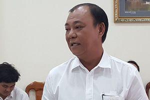 Sai phạm tại SAGRI: Tăng mức kỷ luật Tổng Giám đốc Lê Tấn Hùng