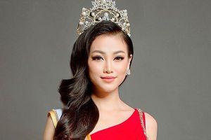 Điều ít biết về Phương Khánh-Hoa hậu Trái đất người VN đầu tiên