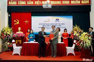 BV K ký kết hợp tác với Viện Curie phòng chống ung thư