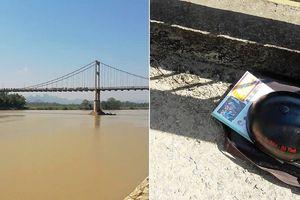 Đi học về, nữ sinh bất ngờ gieo mình xuống sông Lam tự vẫn