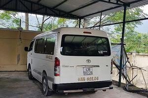 Đà Nẵng: Bắt 'con nghiện' ma túy trộm cả xe ô tô khách!