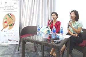 Sắp diễn ra Hội chợ Văn hóa 'Quảng trường Italia' và 'Tuần lễ ẩm thực Italia' 2018 tại Hà Nội