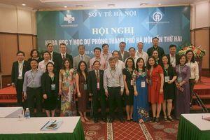 Hội nghị khoa học Y tế Dự phòng thành phố Hà Nội lần thứ hai