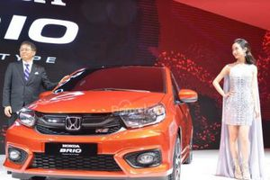 Cập nhật bảng giá xe ô tô Honda mới nhất tháng 11/2018: Chờ Brio 'bung hàng'