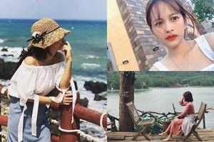 Thanh xuân ngắn ngủi nên hãy học cô gái 9X này: Không rủ được ai thì tự mình đi du lịch tận hưởng cuộc sống