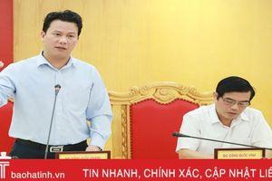 Chủ tịch UBND tỉnh: Kết quả KT-XH 10 tháng của Hà Tĩnh rất ấn tượng!