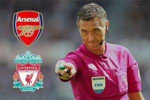 Chân dung ông vua áo đen quyết định số phận trận cầu Arsenal và Liverpool