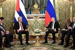 Nga và Cuba khẳng định quan hệ đồng minh chiến lược