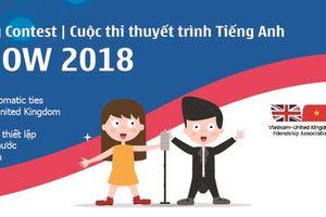 Nguyễn Gia Ngọc giành giải Nhất cuộc thi thuyết trình tiếng Anh 'Speak Now 2018'