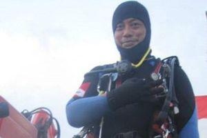Trục vớt máy bay Lion Air rơi: 1 thợ lặn Indonesia thiệt mạng