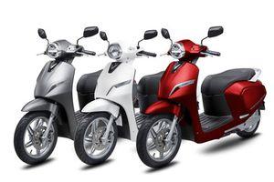 XE HOT QUA ẢNH (3/11): Vinfast ra mắt xe máy điện, loạt ôtô giá rẻ 'đổ bộ' về Việt Nam