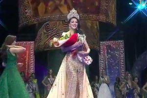 Người đẹp Nguyễn Phương Khánh đăng quang Hoa hậu Trái đất 2018