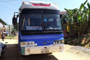 Xe mang biển kiểm soát Lào đâm chết học sinh, trách nhiệm thuộc về ai?
