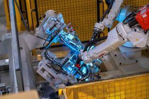 Mục sở thị công nghệ hiện đại bên trong nhà máy xe máy VinFast