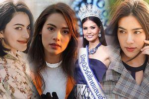 Những 'bông hồng lai' Thái Lan đẹp 'ăn đứt' hoa hậu, đi thi chắc chắn giành vương miện