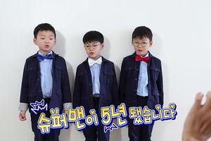 Không chỉ phát triển về thể chất, Daehan - Minguk - Manse còn trưởng thành cả trong giọng nói