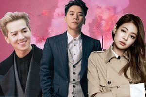 Seungri (Bigbang) lên tiếng trách móc Jennie (BlackPink) và MINO (Winner) vì ra album mà… không chịu nhờ mình giúp đỡ'