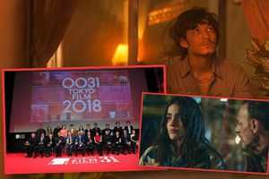 Kết quả giải thưởng Liên hoan phim quốc tế Tokyo 2018
