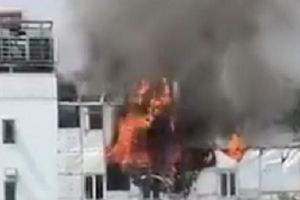 Vụ cháy khách sạn A&EM ở Sài Gòn: Mời 3 thợ hàn nghi có liên quan lên làm việc