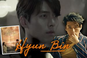 Có một Hyun Bin liều lĩnh và tự tin trong 'Memories Of The Alhambra'