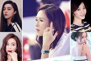 Khán giả Trung bình chọn 10 gương mặt xinh đẹp nhất đại diện tiêu biểu cho Trung Quốc