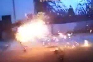 Nghệ An: Nữ sinh bốc cháy khi tham gia lễ hội Halloween