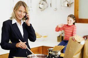 9 cách để sự nghiệp và gia đình cùng phát triển