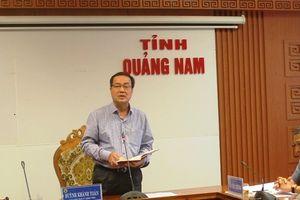 Quảng Nam: Thu hồi dự án thủy điện Đăk Di 4 là đúng quy định của pháp luật