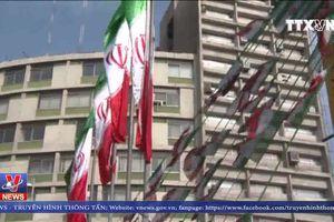 Mỹ công bố kế hoạch tái áp đặt trừng phạt Iran