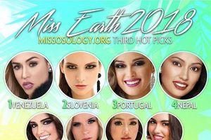 Chung kết Miss Earth - Hoa hậu Trái đất 2018 sẽ diễn ra tối nay 3/11