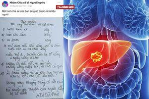 Thực hư tác dụng bài thuốc gia truyền chữa ung thư gan, xơ gan chỉ trong 15 ngày