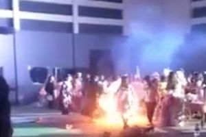 Hóa trang trong lễ hội Halloween, nữ sinh viên bốc cháy ngùn ngụt do bất cẩn