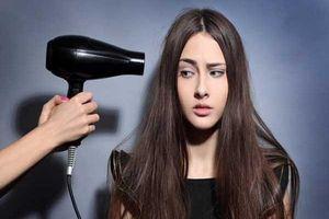 7 sai lầm cơ bản mà bạn nên tránh khi sử dụng máy sấy tóc