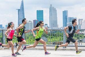8000 người tham gia giải marathon ở TP.HCM