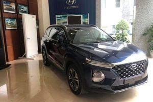 Lịch trưng bày mẫu xe 'hot' Hyundai Santa Fe 2019 tại đại lý