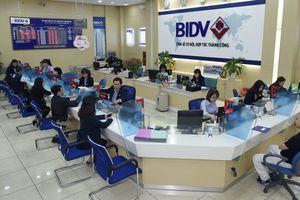 9 tháng đầu năm, lợi nhuận trước thuế của BIDV tăng trên 30%