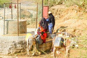 Trung Đông căng thẳng vì thiếu nước