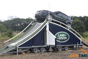 Tại sao những chiếc xế sang Land Rover không 'ngán' bất cứ thử thách off-road nào?