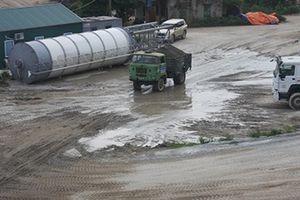 Chỉ đạo làm rõ vụ 'ưu ái' cho trạm trộn bê tông không phép