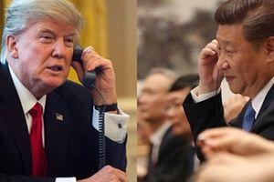 Thông điệp từ cuộc điện đàm giữa Tổng thống Mỹ và Chủ tịch Trung Quốc