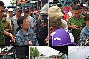 Người phụ nữ tâm thần bị cả làng nghi bắt cóc trẻ em