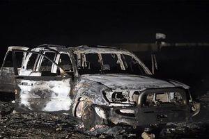 Quốc tế lên án vụ tấn công khủng bố ở Ai Cập