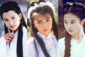Ai là Tiểu Long Nữ đẹp nhất trong phim chưởng Kim Dung?
